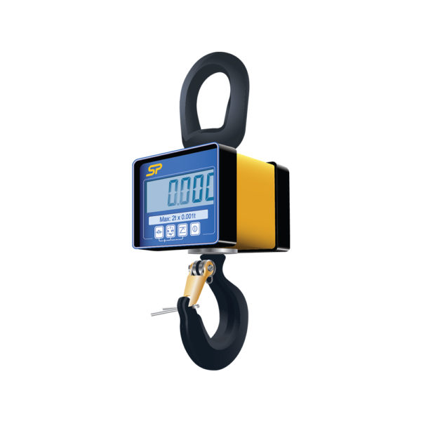 mini weigher plus - load monitoring systems