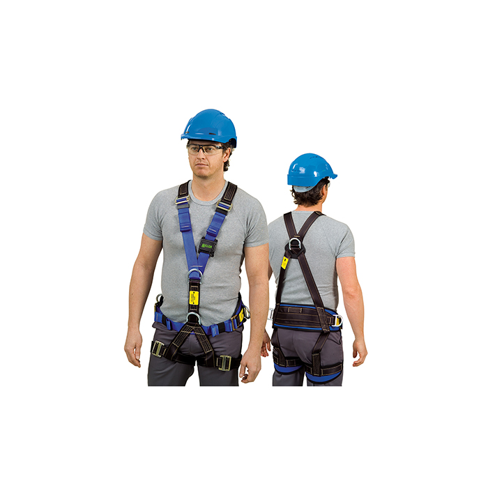 AMAX.1_polyester_webbing_work_positioning_harness_miller_hoisting_equipment_specialist_schillings