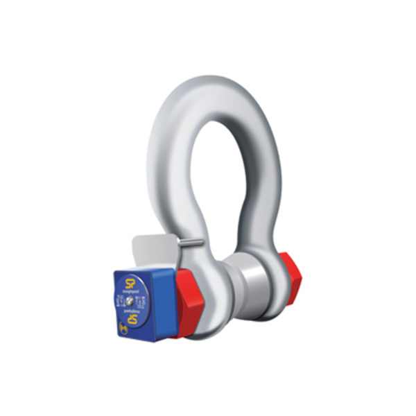 Wireless Shackle Load Cell - Load Monitoring Equipment