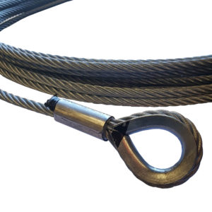 Wire Winch Rope Fittings