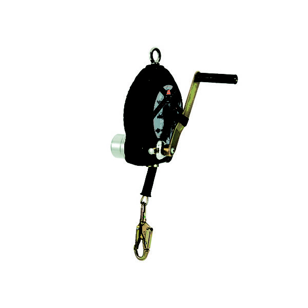 linq_self_retractable_type3_LOQ-BLOQ_retrieval_function_range_10m_elevate_lifting_hoisting_equipment_specialist