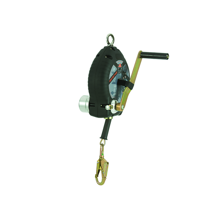 linq_self_retractable_type3_LOQ-BLOQ_retrieval_function_range_10m_elevate_lifting_hoisting_equipment_specialist_IRSR10R_1