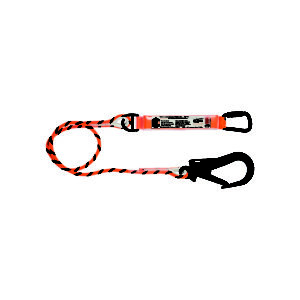 linq_single_leg_kernmantle_2m_shock_absorb_rope_lanyard_hardware_KT_ST_elevate_lifting_hoisting_equipment_specialist