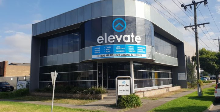 Elevate Lifting and Rigging Head Office - (Formerly HES)