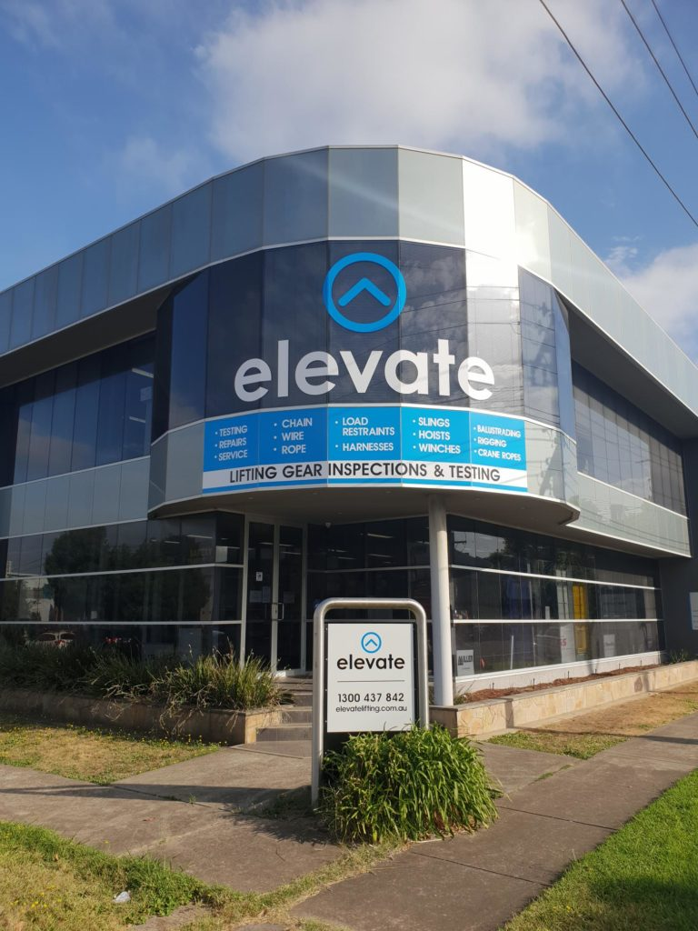 Company Name Change Announcement - Elevate Lifting